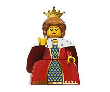 Series 15 n-16 Queen 71011 LEGO,minifigures,minifigure,figura,reina