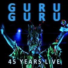 45 Years Live von Guru Guru (2014)