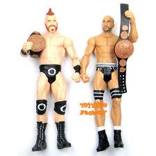 WWE Tag Team Champion Sheamus & Antonio Cesaro Wrestling Action Figure Kid Toys