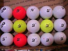 15 Bridgestone Aaaaa Goftballs 6 Soft, 9 Tour #Xx4
