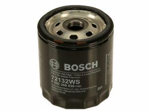 Bosch Workshop Oil Filter fits Buick Somerset Regal 1985 66CCWH