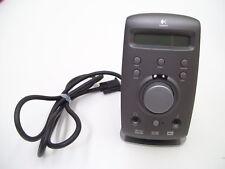 LOGITECH Z-680 901342-0343A PC HOME THEATRE GENUINE ORIGINAL CONTROL POD UNIT