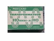 Transformateur HORNBY - ACHO. Meccano Triang Type 6460