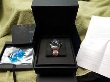 Christopher Ward C60 Trident 600, 43mm, Black, ETA, Mint, Automatic Dive Watch