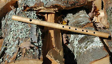 Fife Flute one piece Curly Maple Key of C Major 2 Octaves