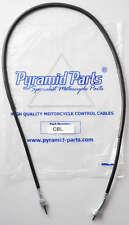 Pyramid Parts Speedo Cable fits: Yamaha XS650 SE 79-81