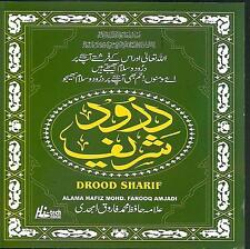 DROOD SHARIF BY ALAMA HAFIZ MOHD FAROOQ AMJADI - NUEVO ISLÁMICO CD