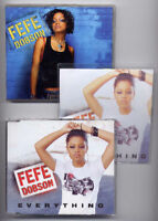 FEFE DOBSON 2005 UK promo CD & DVD set + 2 bonus CDs