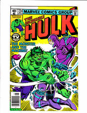 """Incredible Hulk  No.235    : 1979 :     : """"The Monster And The Machine!"""" :"""