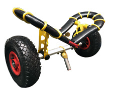 Bugzy Kayak Trolley ideal for Kayaks Canoes SUP iSUP Paddleboards by Riber