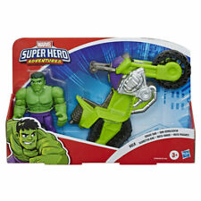 Playskool Heroes Marvel Super Hero Adventures Hulk Smash Tank