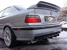 BMW E36 E39 E46 rear diffuser rear bumper M3 technology Drifting Motorsport