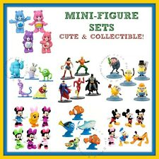 Mini-figure Sets Cute & Collectible Party Favors Stocking Stuffer Movie Figures
