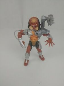 1993 Kenner Aliens vs Predator Cracked Tusk  Action Figure