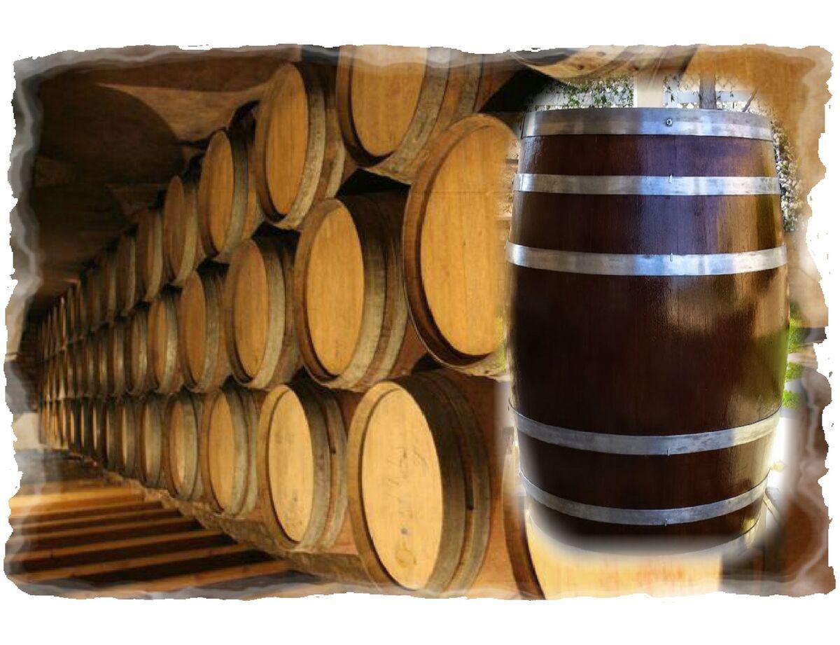 Paso Wine Barrels