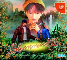 Dreamcast, Sega Shenmue 2 Limited Edition, japan game Import
