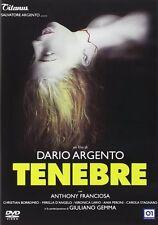 Dvd Tenebre (1983) - Dario Argento .....NUOVO