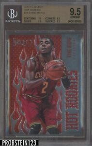 2012-13 Panini Select Hot Rookies #31 Kyrie Irving RC Rookie BGS 9.5 w/ 10