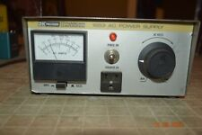 Vintage Working Dynascan B&K Precision 1653 Variable AC Power Supply