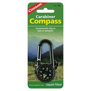 Carabiner Compass Coghlans