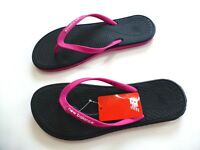 New Balance Womens 11 Pink Jelly NB Pro Thong Cushioned Flip Flop Sandals New
