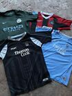 Manchester City FC Football Shirt Bundle Kids Childrens - PLEASE READ ! Only 99p
