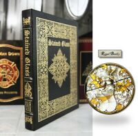 STAINED GLASS - Easton Press - Virginia Raguin - OVERSIZED BOOK