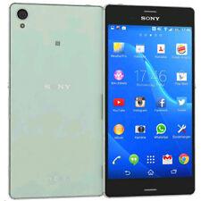 Unlocked 5.2'' Sony Ericsson Xperia Z3 D6603 4G 16GB 20.7MP Smartphone - Green