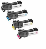 4P BLACK COLOR High Yield Laser Toner Cartridge for Xerox Phaser 6130 6130N BCMY