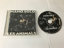 Mano Solo Les Animals CD 5050467376021