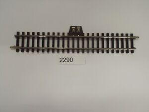MÄRKLIN 2290 K-Gleis Anschlussgleis gerade o. Kondensator 180 mm #NEU# 1 Stück#