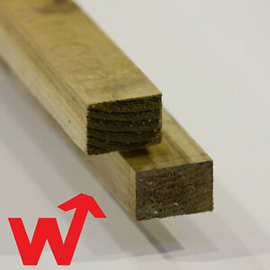 New Roofing Battens | Pressure Treated Timber | Trellis | 3.6m  | 25mm x 38mm