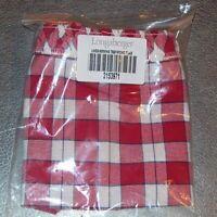 Longaberger Picnic Plaid SERVING TRAY Basket Liner ~ Brand New in Original Bag!