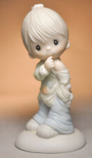 Precious Moments: Smile, God Loves You - E-1373/B - Classic Figure