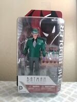 Batman The Animated Series DC Collectibles Riddler figure NEW