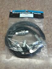 New ANGLE HOSE Replacement KIT for Western 55021 Hoses Quick Couplers Fittings