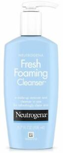 Neutrogena Fresh Foaming Face Cleanser And Makeup Remover 6.7oz - YOUR CHOICE