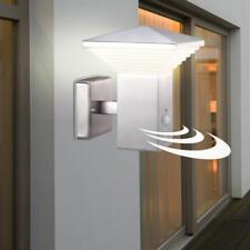 LED EXTÉRIEURE DESIGN LAMPE MURALE ACIER INOX Lumières Jardin