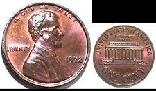 1972 1C Doubled Die Obverse
