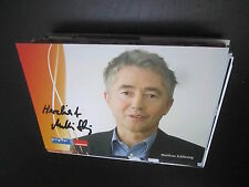 39183 Matthias Schliesing Musik Film TV original signierte Autogrammkarte