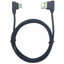 1M IN NYLON USB-C 3.1 Tipo C Cavo di carica Dati per tutte NUOVO Cellulari