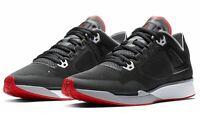 "AQ3747-006 Jordan 89 Racer Running Shoes ""BRED"" Black/Red Sizes 8-13 NIB"
