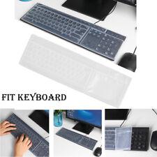 Silicone Universal Keyboard Skin Cover Film Waterproof Dustproof Keyboard Film