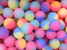 "(25) HI BOUNCE ICE BALLS SUPER HIGH BOUNCE BALL 27mm 1"" Vending NEW #AA80"