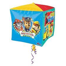 Anagram International  Paw Patrol Cubez Balloon Pack, 15 in x 15 in