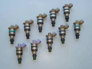 OEM 93+ Mazda RX-7 FD3S Primary 550cc Injector, N3A1-13-250 Used