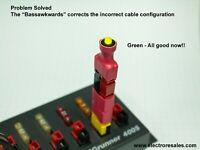 Polarity checker and corrector - Polarity Check Light & Bassawkwards Corrector.