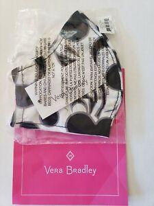 Vera Bradley Cotton Face MASK Night & Day Pattern New Sealed!