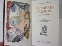 Curiosa. Casanova. Premières amours - illustrations de Gaston Barret
