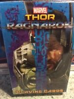 Funko Marvel Collector Corps Thor Ragnarok  Playing cards SEALED NEW